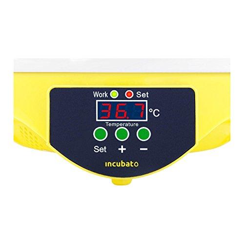 7 Eier Mini Digital Inkubator Vollautomatische Brutmaschine - 5